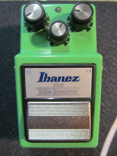 Ibanez TS9 Tube Screamer - Made in Japan | Quinn's Music