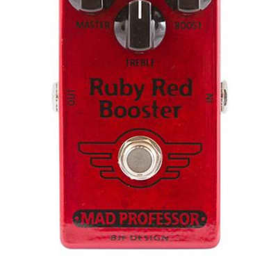Mad Professor Ruby Red Booster CB for sale