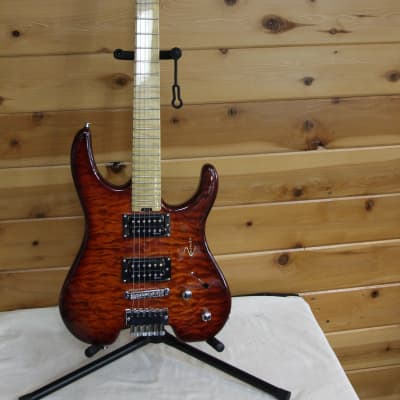 Raines Headless CHI Traveler Guitar for sale