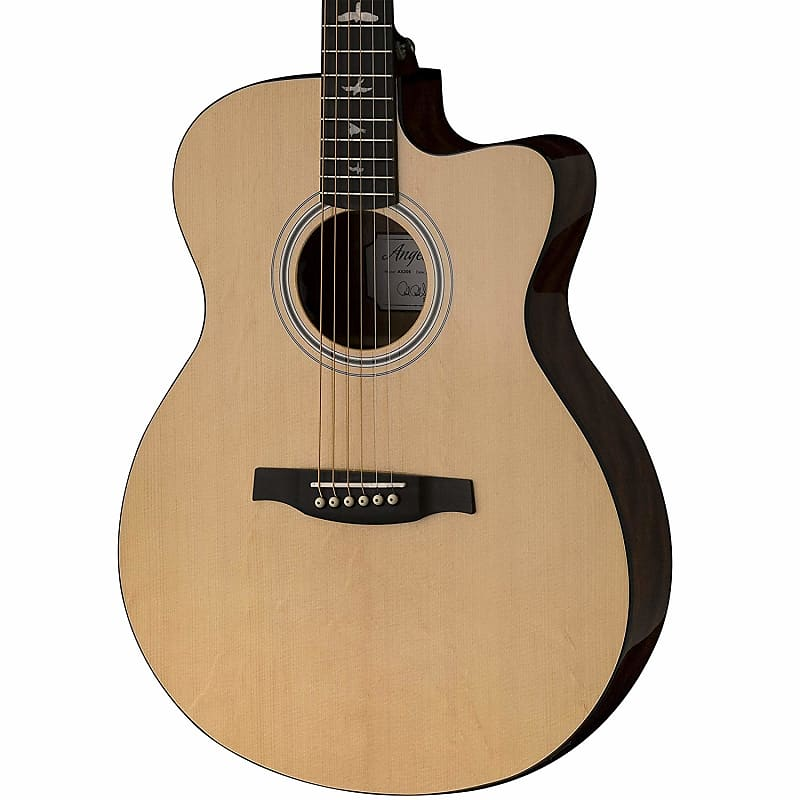Paul Reed Smith PRS SE AX20E Angelus Cutaway Acoustic Electric Guitar Natural w
