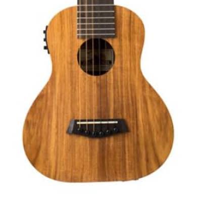 ISLANDER Baritone ukulele-size guitarlele with active pickup GL6-EQ for sale