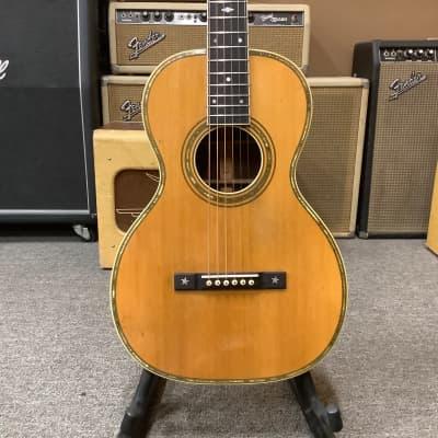 WM. G. Stahl 1930's Larsen Bros Acoustic for sale