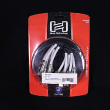 "Hosa Pro Patch Cables 6"" [6 Pack]"