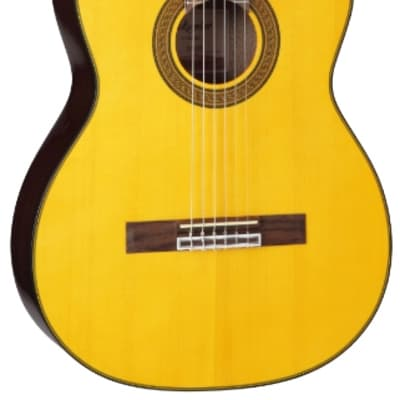 Takamine GC5CE Classical-Electric Guitar - Natural for sale