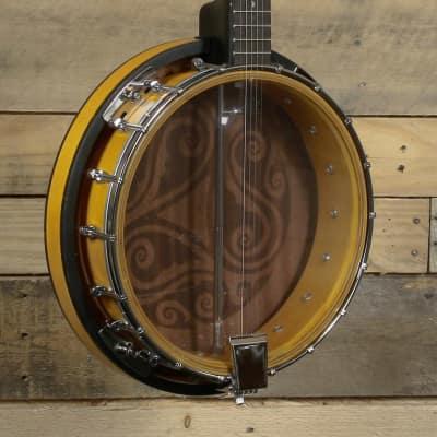 Luna Guitars Celtic 5-String Banjo for sale