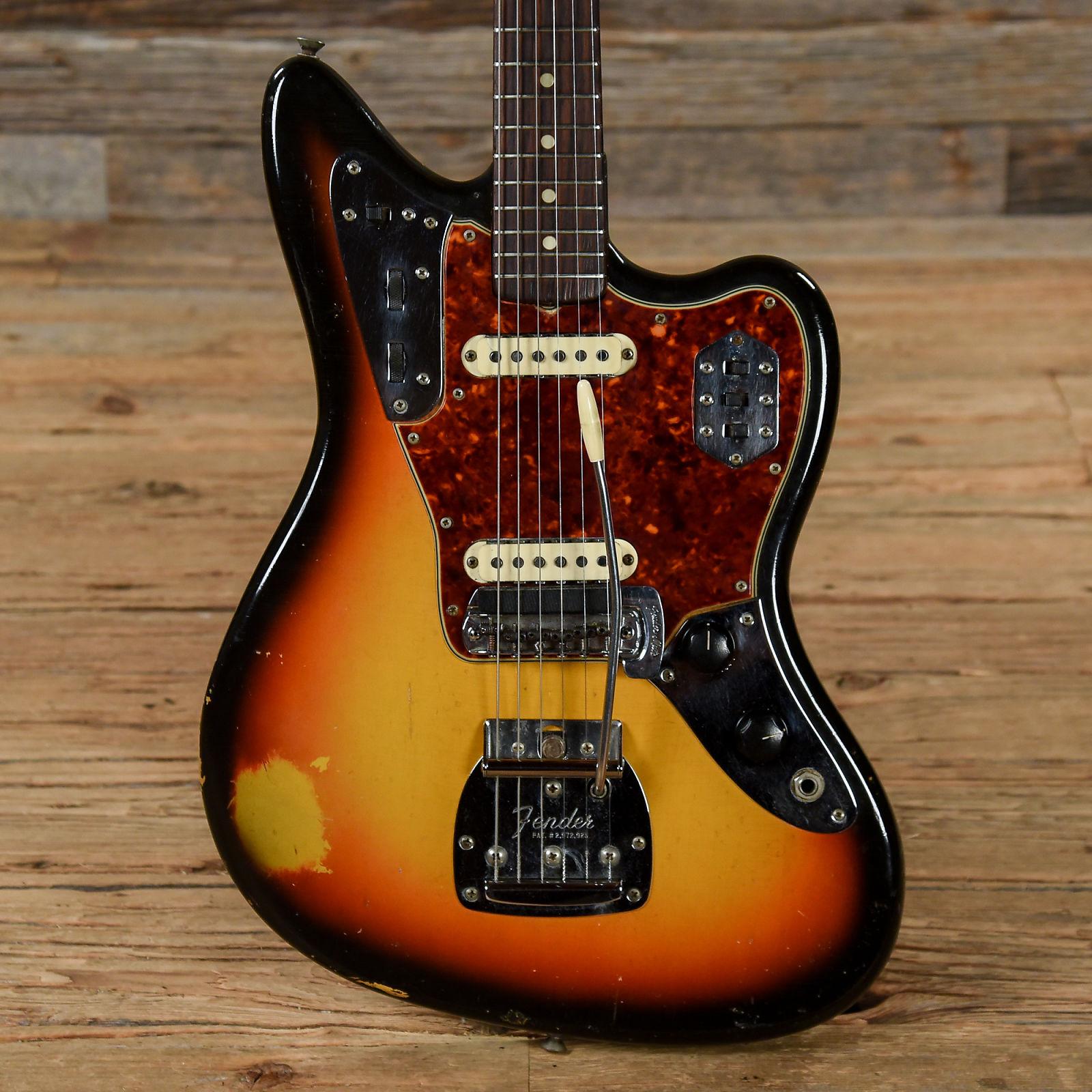 fender jaguar guitar xl tech for sale uncrate thumb cobain kurt
