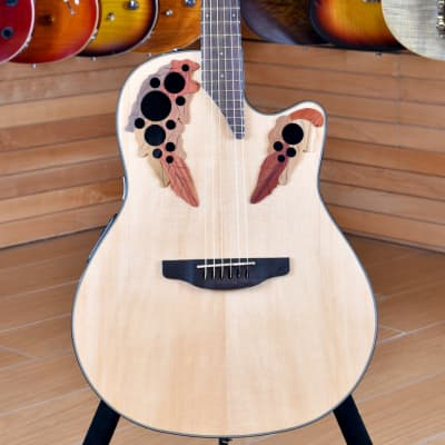 Ovation CE44-4 Celebrity Elite Natural for sale