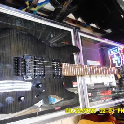 ESP LTD M-100 FM ? black marble for sale