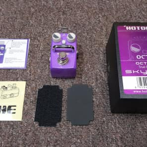 Hotone Octa Digital Octave mini effects pedal for sale