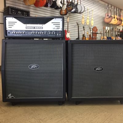 Genz Benz Diablo / Peavey XXX Amp Stack for sale