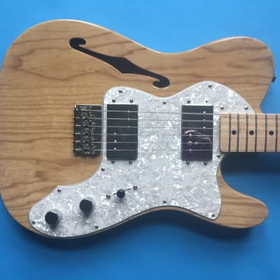 Fender Telecaster thinline '72 2014 Maple natural gloss for sale