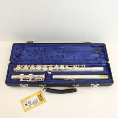 Used Gemeinhardt 2SP Flute C-Foot