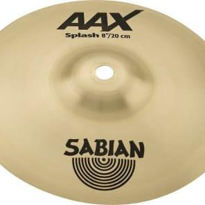 """Sabian 8"""" AAX Splash Traditional"""