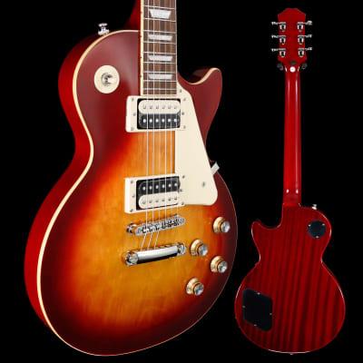 Epiphone EILOHSNH1 Les Paul Classic Heritage Cherry Sunburst 615 8lbs 6.4oz for sale