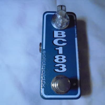 SolidGoldFX BC108 Mini Booster