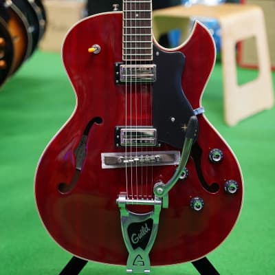 Guild Starfire III Bigsby CR for sale