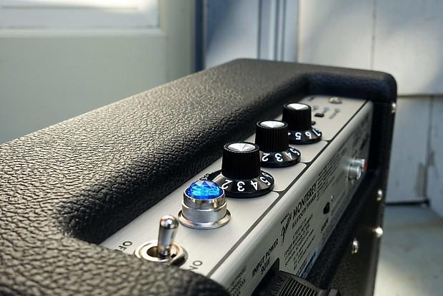 fender monterey portable bluetooth speaker truetone music reverb. Black Bedroom Furniture Sets. Home Design Ideas