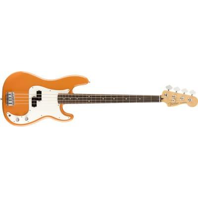 Fender Player Precision Bass, Pau Ferro, Capri Orange for sale
