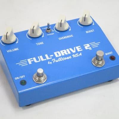 Fulltone Fulldrive2 Compcut