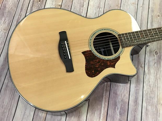 ibanez ae305 nt acoustic electric guitar 2017 natural w bag reverb. Black Bedroom Furniture Sets. Home Design Ideas