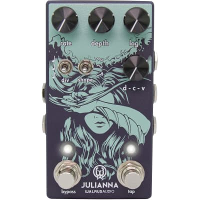 Walrus Audio Julianna Stereo Analogue Chorus/Vibrato for sale