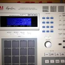 Akai MPC3000 1994 Grey image