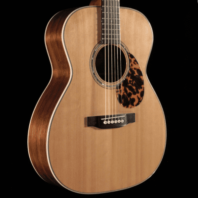 RJ OM Custom - Hand Built - Ovangkol Back and Sides - Sitka Spruce Top - Includes Express Shipping for sale
