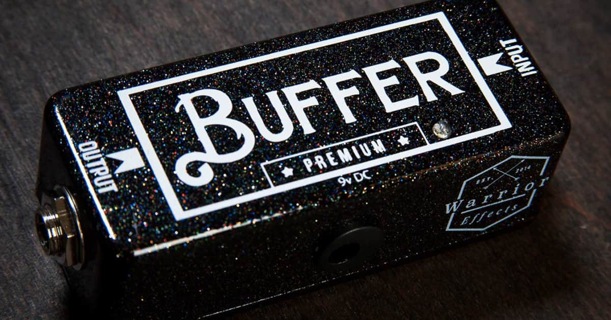 Demystifying Buffer Pedals and Avoiding the Dreaded Tone Suck