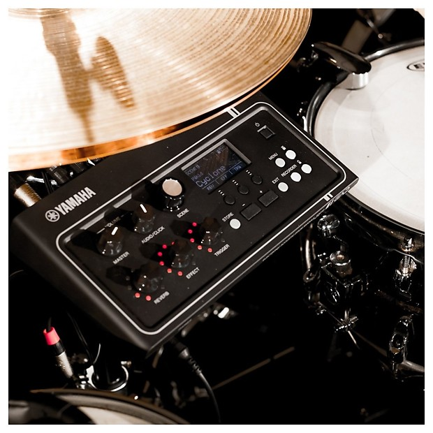 yamaha ead10 electronic acoustic drum module with mic snd reverb. Black Bedroom Furniture Sets. Home Design Ideas