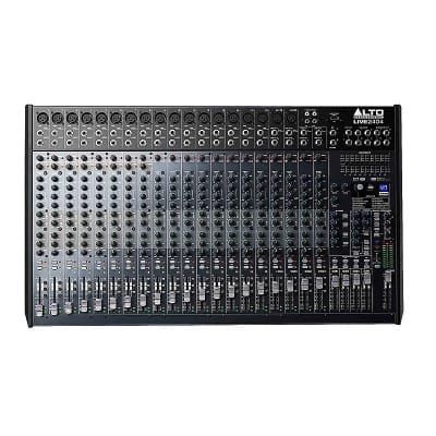 Alto Professional Live 2404 24-Channel Mixer