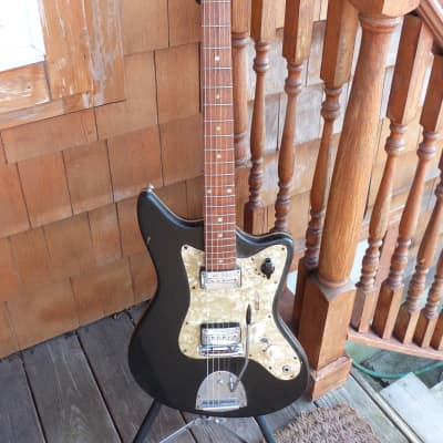 Egmond typhoon 2v made in Holland sixties black for sale