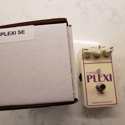 Lovepedal Purple Plexi SE Cream/Purple