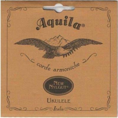 Aquila Baritone Ukulele 6 Strings 24-U