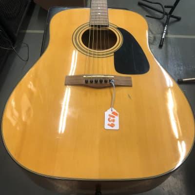 Fender DG-8S NAT for sale