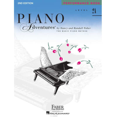 Piano Adventures: The Basic Piano Method - Performance Book Level 2A (2nd Edition)