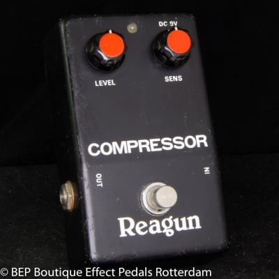 Reagun Compressor early 80's ( identical to LocoBox CM-01 Choker ) Japan