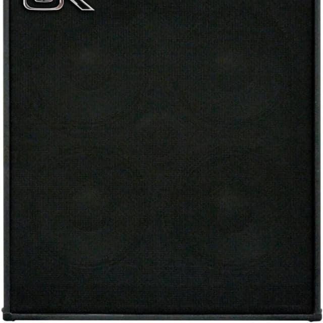 """Gallien-Krueger CX410-8 800-Watt 4x10"""" 8ohm Bass Cabinet image"""