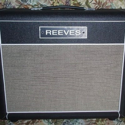Reeves Custom 6 2006 Black for sale