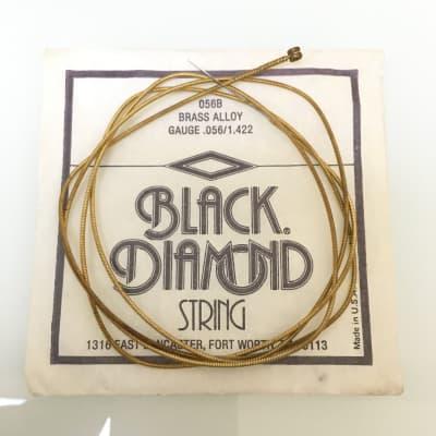 Vintage Black Diamond 056B Brass Alloy String .056