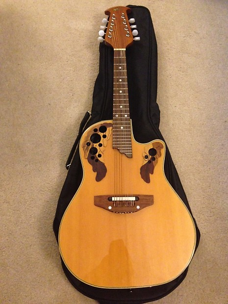 Applause (Ovation) MAE148 Acoustic / Electric Mandolin ...