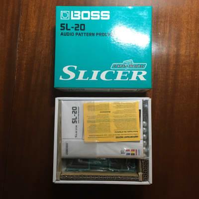 Boss SL-20 Slicer