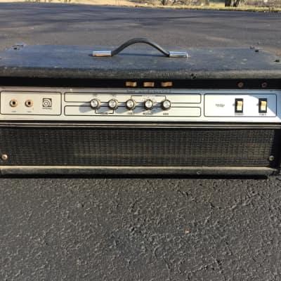 Ampeg V-4B Bass Head 1970's Black