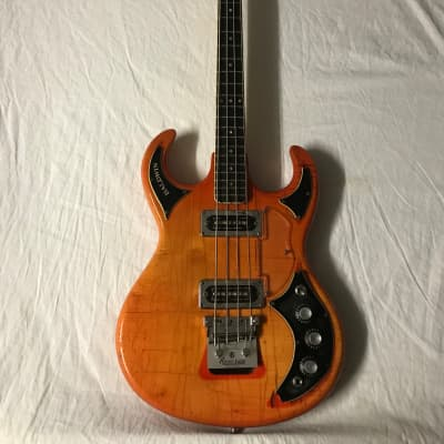 Burns Baldwin Baby Bison  1966 Orange for sale