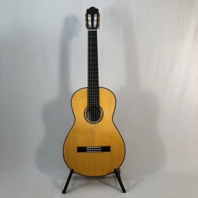 K Yairi CYTME (2020) 61079 in a Hiscox case. Small body Classical Guitar. for sale