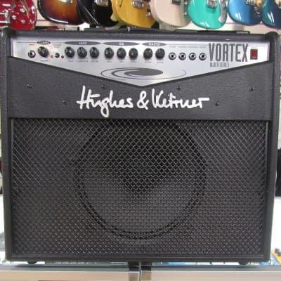 "Hughes & Kettner Vortex 112 2-Channel 80-Watt 1x12"" Solid State Guitar Combo"