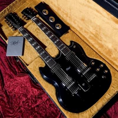 Gibson Custom Shop Slash '66 EDS-1275 Doubleneck (Signed, Aged) 2019 for sale