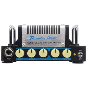 Hotone Nano Legacy Thunder Bass Amplifier Head