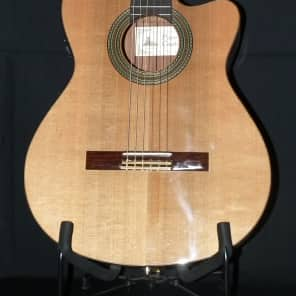 Paco Castillo original Spanish Guitars Mod. 232TE  Thinbody Classic 2019 for sale