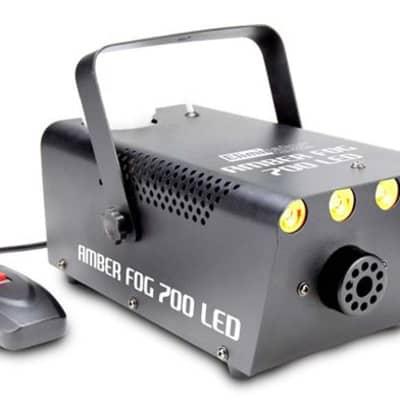 Eliminator Lighting Amber Fog 700 Fog Machine