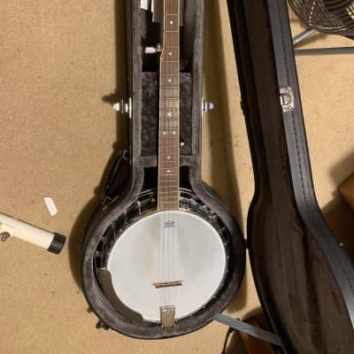 Washburn B-14 Banjo Natural for sale